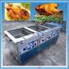 La maggior parte del forno popolare della griglia del pollo di Takitori fatto in Cina