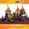 Le Château de système de terrain de jeux de la série pour enfants (KC-14501)
