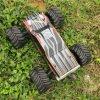 무브러시 4WD 전기 RC 차 모형