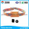 Wristband del tessuto tessuto festival per la pubblicità di eventi