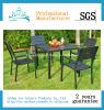 세트 (ICE-027)를 식사하는 옥외 가구 정원 가구 PS 의자 테이블