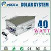 generador solar 40W para la fuente de alimentación casera (PETC-FD-40W-W)