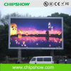 Exhibición de LED a todo color de la publicidad al aire libre de Chipshow Ad16