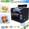 Máquina de impressão aprovada certificação do bolo do GV
