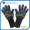 De nieuwe BBQ Handschoen Op hoge temperatuur van de Besnoeiing