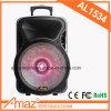 Altavoz portable de la carretilla del altavoz caliente de la venta del precio de fábrica de Guangzhou