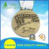 Il metallo fine del rifornimento la medaglia del premio della pressofusione per l'evento di sport