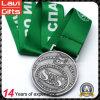 Fördernde kundenspezifische Sport-Medaillen mit Farbband