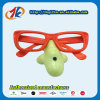 Новый дизайн забавные пластмассовые шутка очки с носом игрушка