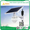Luz solar ao ar livre energy-saving do jardim do diodo emissor de luz 12W