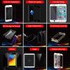 Protector a prueba de explosiones redondeado Anti-Huella digital libre del vidrio Tempered del borde de la burbuja de la alta calidad para los accesorios del teléfono móvil