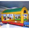 Grande grande piscina gonfiabile personalizzata rotonda gigante esterna variopinta degli adulti del bambino dei capretti