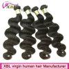 Человеческие волосы объемной волны девственницы Дубай волос Unprocessed