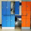 2 Reihe-phenoplastische lamellenförmig angeordnete Speicher-Gepäck-Schließfächer