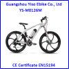 [إ] [متب] درّاجة كهربائيّة مع مادّة مغنسيوم سبيكة يضمن محرّك عجلة
