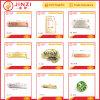 Disegni in lega di zinco ecologici su ordinazione di marchio degli indumenti di marca della fabbrica