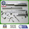 Guarniciones que trabajan a máquina modificadas para requisitos particulares del CNC del metal de aluminio del acero inoxidable