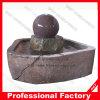 طبيعيّ حجارة حديقة ماء كرة نافورة مصنع عمليّة بيع
