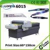 Dongguan Fabricantes de gran formato de la cinta Dgt equipo de impresión (colorido 6015)