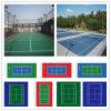 Pavimentazione cinese del poliuretano della corte di tennis di Itf