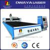 Cortadora inoxidable del laser de la fibra del CNC de la hoja de acero