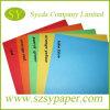 Le meilleur papier de vente de Woodfree de couleur de produits