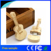 Venta al por mayor 8 GB de madera eléctrica Gitar forma USB 2.0 Flash Drives
