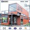 모듈 편평한 팩 상품 거리를 위한 40 FT 콘테이너 집 상점