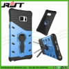 2 en 1 caja del teléfono móvil de Kickstand de la PC de TPU para el iPhone 7