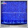 Luz da cortina do Natal do diodo emissor de luz para a luz da cortina da decoração do casamento