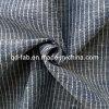 Tessuto tinto di Shirting filato di tela/del cotone (QF13-0765)
