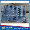 Plaque à treillis en métal en acier galvanisé