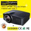 DEL 800X600 Support 1080P Home Theatre Projector