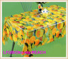 PVC Transparent Table Cover in Roll Wholesale con Fashion Designs
