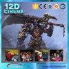 5D 7D Cinema Manufacturer con CE