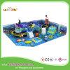 Interessantes Ozean-Thema-Piraten-Lieferungs-Spielplatz-Gerät mit Klavier für Verkauf