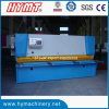 QC11y-10X2500 Máquina de Guilhotina Hidráulica e Máquina de Corte de Chapa de Aço