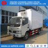 Nuovo tipo camion di raffreddamento di DFAC degli alimenti a rapida preparazione della Refrigeration Van Truck