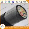 Alimentação de fábrica 0.6/1kv 4 Core 4mm Cabo de PVC 1,5mm2 XLPE Swa Cabo de PVC