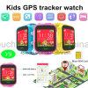 1.44  다채로운 접촉 스크린 GPS 아이 추적자 시계 (Y9)