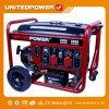 Generatori elettrici portatili dell'alternatore della benzina della benzina raffreddati aria dell'alimentazione elettrica (CE EPA)