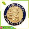 Поощрение Dragon форма дешевых утюг из нержавеющей стали в качестве эмблемы груди подарок монеты (315)