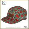 卸し売りデザインあなた自身の平らな縁5のパネルの帽子の帽子