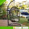 Rattan Swing Egg Chair per il giardino