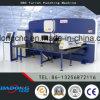 Punzonadora modificada para requisitos particulares del CNC de la torreta