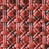 Cuir de meubles de Semi-UNITÉ CENTRALE de qualité (QDL-FS172)