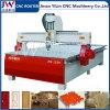 Máquina 1530 do router do CNC de Jinan para a porta acrílica do MDF do ABS do PVC da madeira