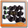 브라질 Human Hair의 4A Top Grade Loose Weaving