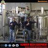 CE/ISO/UL Certificate Beer Brewing Machine mit 10 Gallon dem Edelstahl Tank