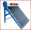 Aquecedor de água solar de tubo de vácuo não-pressurizado
